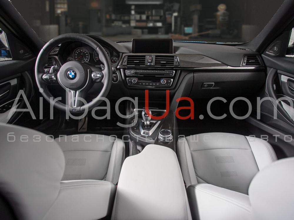 BMW M3 F80 2015-2017 Панель